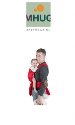 baby carrier mhug mei tai  online - Price: 98.00 €