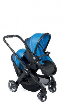 Double twin stroller twin stroller chicco fully twin online - Price: 649.00 €