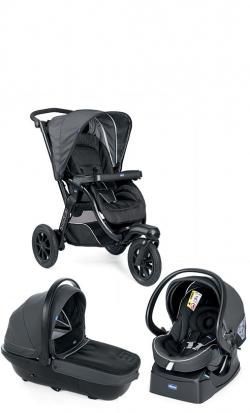 trio chicco activ3 top with kit car online - Price: 670.00 €