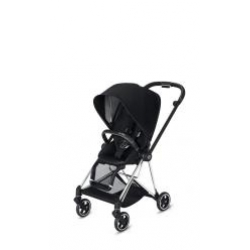 Stroller Cybex Mios Chassis Chrome Black online - Price: 649.90 €