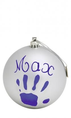 christmas ball baby art  online - Price: 10.00 €