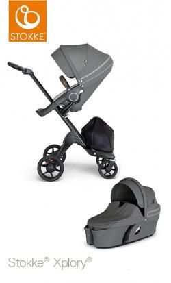 duo stokke xplory v6 brown handle online - Price: 1318.00 €