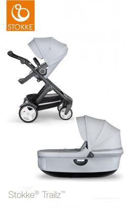 duo stokke trailz classic wheels and black handle online - Price: 1198.00 €