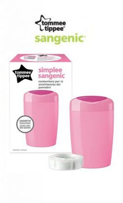 contenitore tommee tippee sangenic simple online - Price: 13.50 €