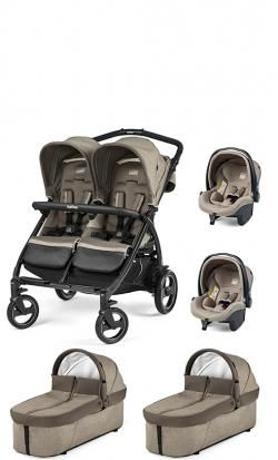 trio twin peg perego book for two online - Price: 1299.00 €