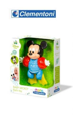 baby minnie bath toy clementoni online - Price: 11.90 €
