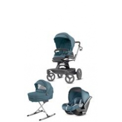 System Four Inglesina Quad with Cab (Regalo Base Auto e Kit Auto Culla) online - Price: 899.00 €
