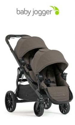 Double twin stroller twin stroller baby jogger city select lux  online - Price: 1048.00 €