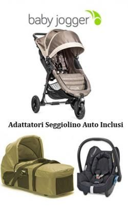 Trio Baby Jogger City Mini GT... online - Price: 746.00 €