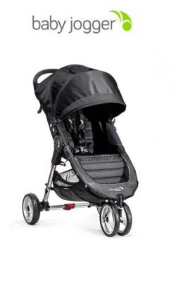 baby jogger city mini 3 charcoal/denim online - Price: 369.00 €