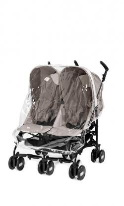 rain cover for aria twin and pliko mioni twin stroller online - Price: 39.00 €