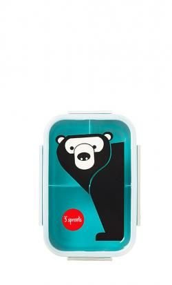 lunch box 3 ssprouts 3 compartments online - Price: 12.90 €