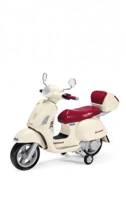 electric motorcycle peg perego vespa online - Price: 205.00 €