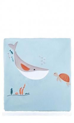fleeice blanket for bed picci marlin online - Price: 62.00 €