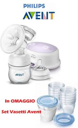 tiralatte philips avent elettrico natural singolo online - Price: 135.00 €