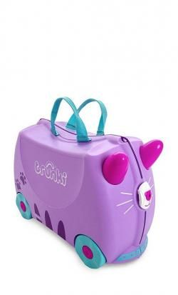 rideable suitcase trunki cassie candy cat online - Price: 47.00 €