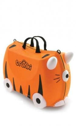 rideable suitcase trunki tiger tipu online - Price: 47.00 €