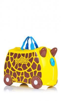 rideable suitcase trunki gerry giraffe online - Price: 47.00 €