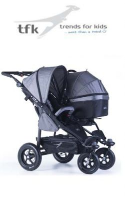 twin stroller tfk twinner twist duo online - Price: 1028.00 €