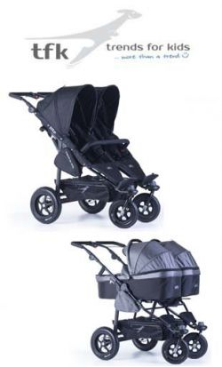 twin stroller tfk twinner twist duo online - Price: 1227.00 €