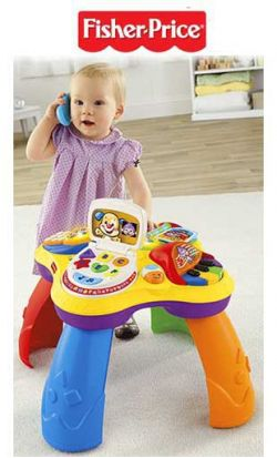 cb6287c9a Tavolo Fisher Price - Price: 74.00€ - Product Code: Y7758_8379 -5 ...